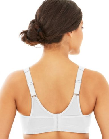 Glamorise Magic Lift  Plus Active Support Bra