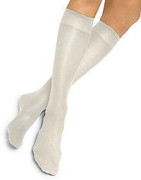 Hanes Silky Opaque Trouser Socks
