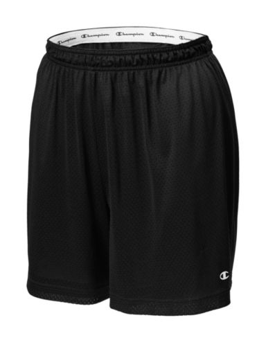 Champion Women's Plus Mesh Shorts