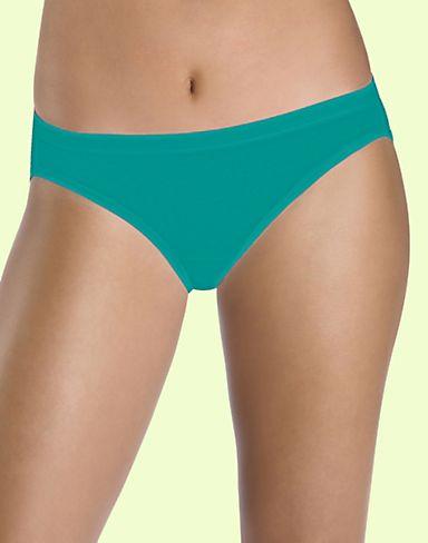 Hanes String Bikini Panties 52