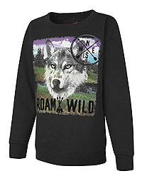 Hanes EcoSmart&reg ; Boys' Roam Free Crewneck Sweatshirt