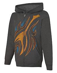 Hanes EcoSmart&reg ; Fuel the Flames Full-Zip Hoodie Sweatshirt