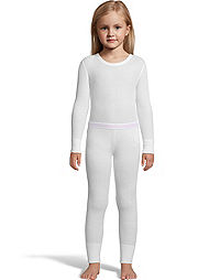 Girls Thermal Underwear | Girls Thermal Underwear Tops and Bottoms