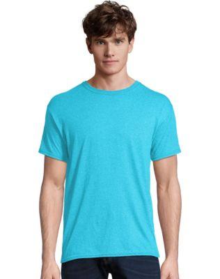 Hanes Men's FreshIQ™ X-Temp® Tri-Blend Performance Crewneck Tee