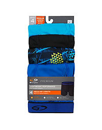 C9 Champion® Boys' Dyed Boxer Briefs 4-Pack