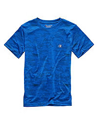 Champion Boys' Short-Sleeve The Elite Tee