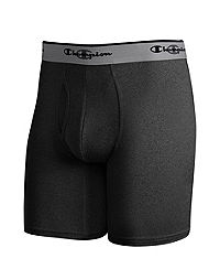 Champion Tech Performance Long Boxer Brief 1-Pack