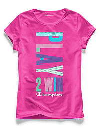 T Shirts & Hoodies | Girls Activewear | Champion