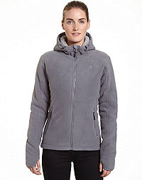 Champion Women's Active Fleece Bonded To Sherpa Jacket