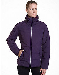 Champion Women's Technical Ski Jacket With Printed Lining