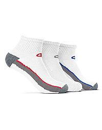 Champion Men's Ankle Training Socks 3-Pack
