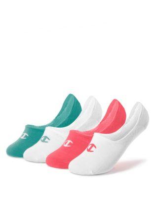 Champion Women's Performance Liner Socks 4-Pack
