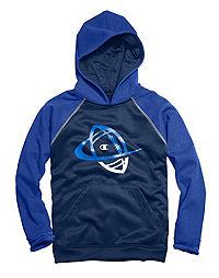 Champion Boys' Tech Fleece Graphic Pullover Hood