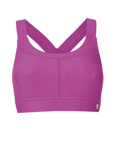 Champion® Gym Fit Solid Sports Bra
