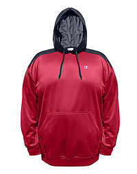Champion Big & Tall Performance Pullover Contrast Hoodie