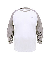 Champion Vapor® Big & Tall Jersey Long-Sleeve Tee