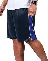 Champion Vapor® Big Men's Contrast-Pieced Short
