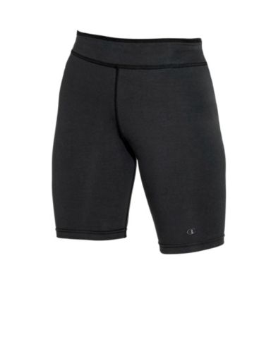 Champion Stretch-Cotton Fitted Women's Plus Shorts