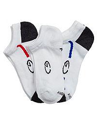 C9 Boys' No Show Socks 3-Pack
