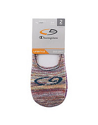 C9 Champion® Women's Mesh Liner Socks 2-Pack