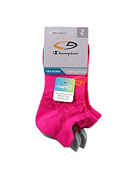 C9 Champion® Women's Indoor Training No Show Socks 2-Pack
