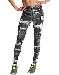 Champion Women's Marathon Printed Tights
