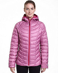 Champion Women's Plus Performance Reactive Down Jacket