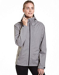 Champion Women's Plus Stretch Waterproof Jacket
