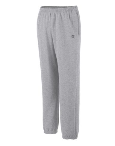 Champion Eco® Fleece Elastic-Hem Men's Sweatpants