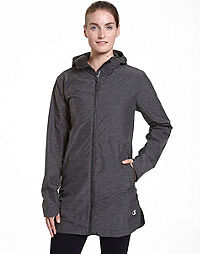 Champion Women's Plus Technical Rain Jacket