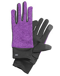 Champion Women's Heathered Fashion Gloves