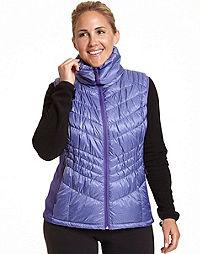 Champion Women's Plus Hybrid Performance  Active Knit Vest