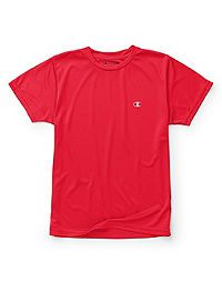 Champion Boys' Performance Short-Sleeve Tee