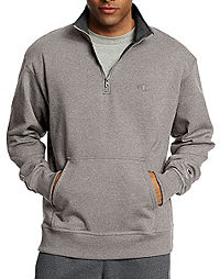 Champion Men's Powerblend® Sweats 1/4 Zip Pullover