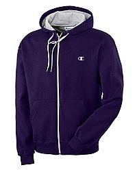 Champion Eco® Fleece Full-Zip Men's Hoodie