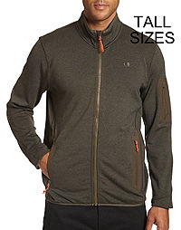 Champion Men's Tall Active Knit Jacket