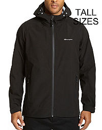 Champion Men's Tall Stretch Waterproof Breathable All Weather Jacket