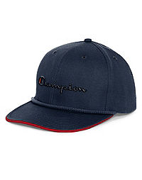 Champion Life™ Snapback Baseball Hat with Braided Rope