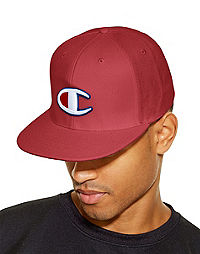 Champion Life™ Snapback Big C Baseball Hat