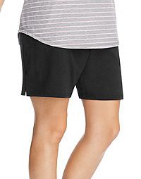 Just My Size X-Temp® French Terry Women's Shorts with Pockets