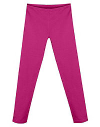 Hanes Girls' Cotton Stretch Leggings