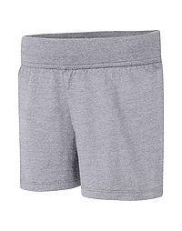 Hanes Girls' Jersey Short