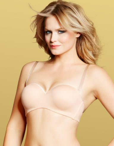 Lilyette® by Bali® Comfort Devotion Full Figure Strapless Bra