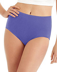 Hanes® Cool Comfort™ Women's Microfiber Brief Panties 8-Pack