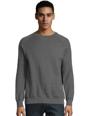Adult Nano Crew Sweatshirt   Style # N260   Hanes.com