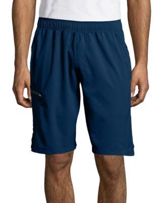 Hanes® Sport Men's Hybrid Pocket Shorts