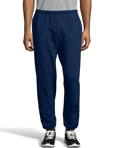 Hanes Sport™ Ultimate Cotton® Men's  Fleece Sweatpants With Pockets
