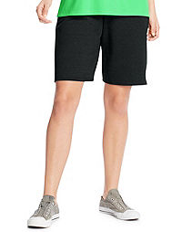 Just My Size French Terry Women's Shorts with Pockets