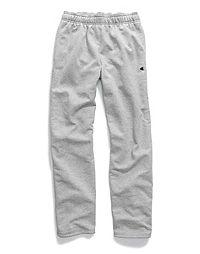 Champion Men's Powerblend® Sweats Open Bottom Pants