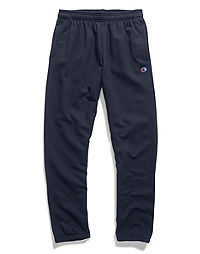 Champion Men's Powerblend® Sweats Relaxed Bottom Pants